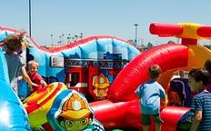 Kids naturally love fun